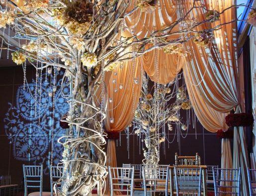 Оформить свадебный зал своими руками 83