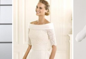 Свадебные платья с рукавами: дань моде или возможность довести образ до совершенства?