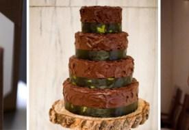 Цвет свадьбы: шоколадный и его сладкие оттенки