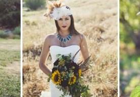 Осенняя свадьба на природе: милые сердцу мелочи и яркие акценты