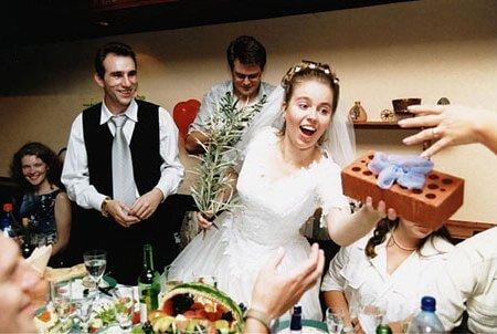 Подарки на свадьбу оригинальное на конкурсы 50
