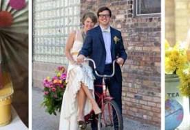 Свадьба в стиле путешествие: чемоданное настроение или посидим на дорожку