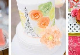 Цвет свадьбы: оранжевый и его позитивные сочетания