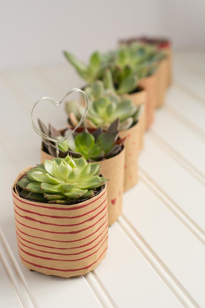 20 id es diy pour bouquets et plantes vertes id es maison. Black Bedroom Furniture Sets. Home Design Ideas