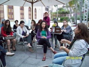 Ana Cláudia Bessa apresenta Futuro do Presente