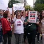 Marcha das Vadias 2013