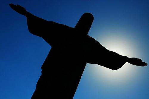 Cristo Redentor, karoljanat, CC