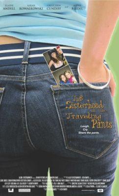 Quatro Amigas e Um Jeans Viajante: poster do filme