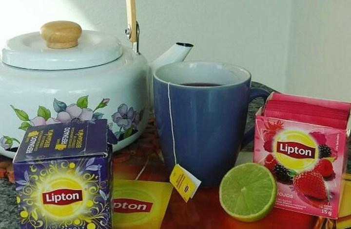 Lipton Chá Quente