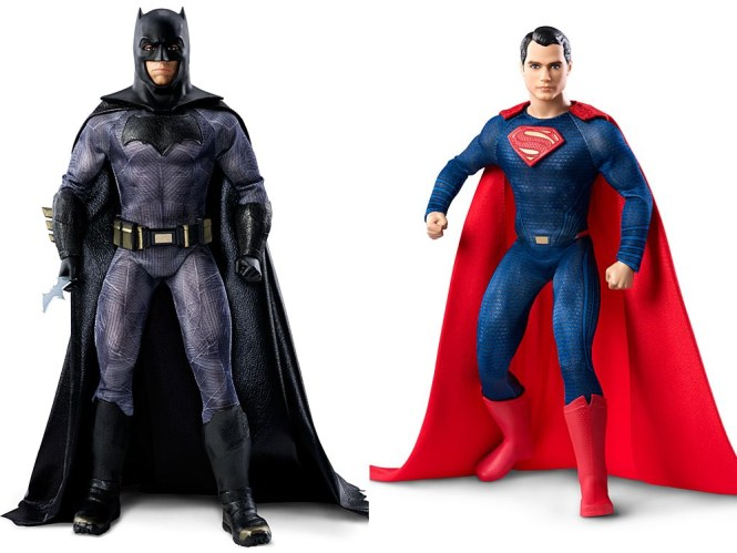 Barbie Batman vs. Superman