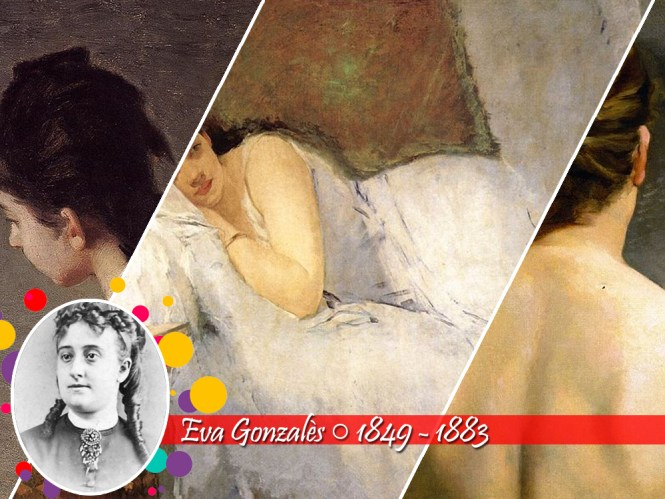 Mulheres do Impressionismo: Eva Gonzalès