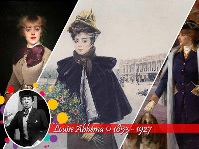 10 Mulheres do Impressionismo: Louise Abbéma
