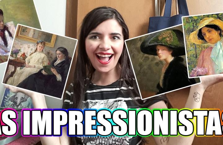10 Mulheres Impressionistas