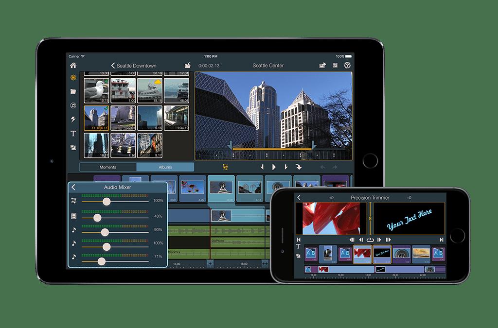 Pinnacle Studio Pro for iOS