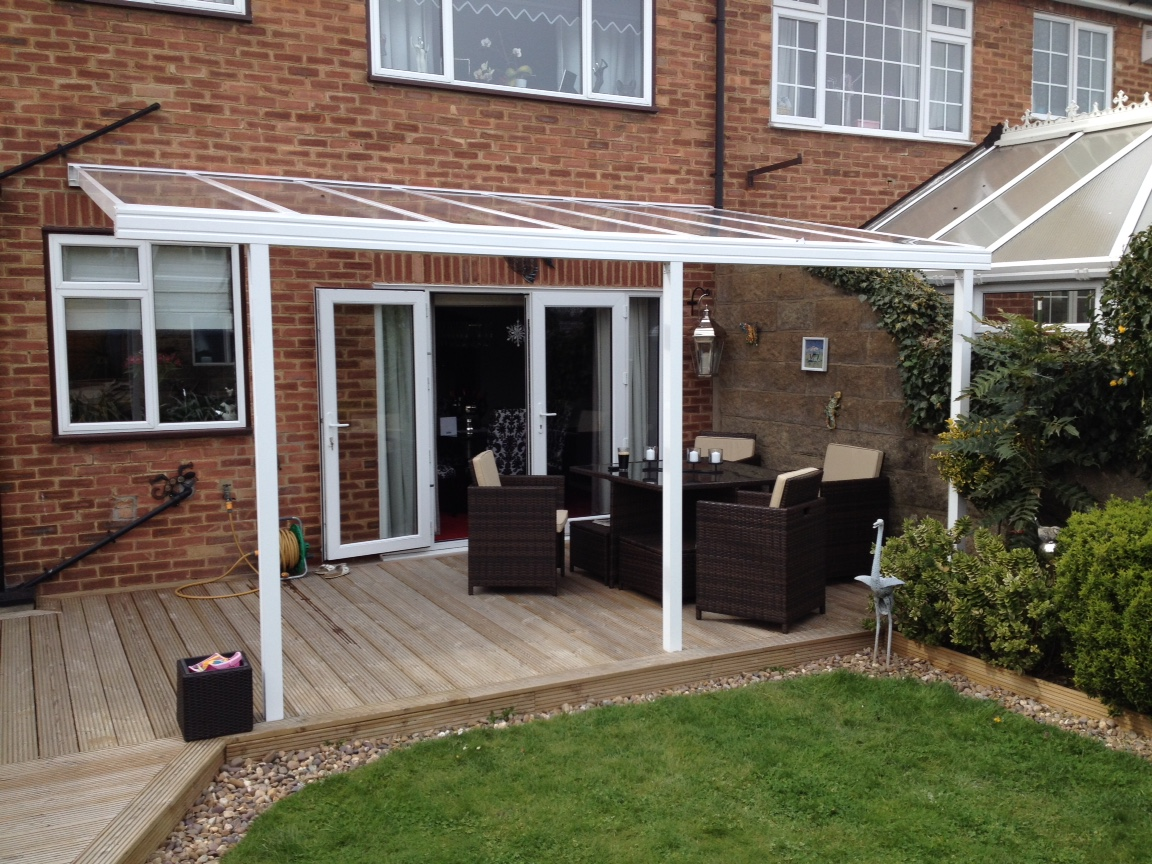 Canopies For Decks & Ideas About Deck Canopy On Pinterest ... on Patio Cover Ideas Uk id=75577
