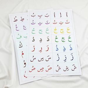 poster belajar hijaiyah berharokat