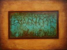 """Amber Meditations #2"" by Greg Martin"