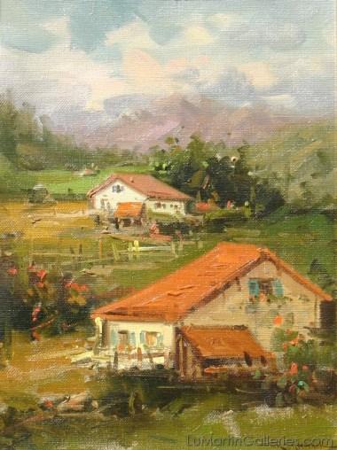 impressionism-painting-mostafa keyhani 58