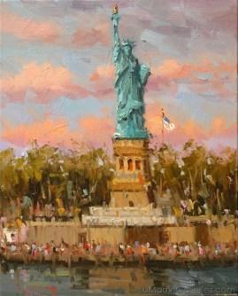 impressionism-painting-mostafa keyhani 61