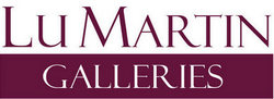Lu Martin Galleries  Logo