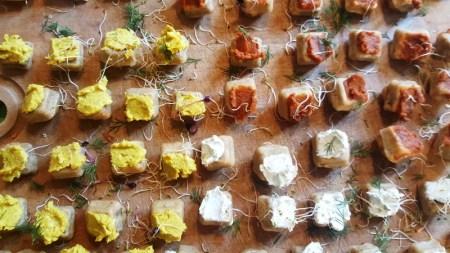 banquet végétarien chambéry