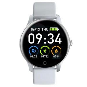 smartwatch smartwear silver