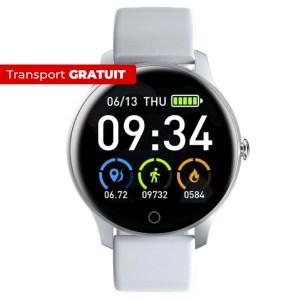smartwatch smartwear unisex silver