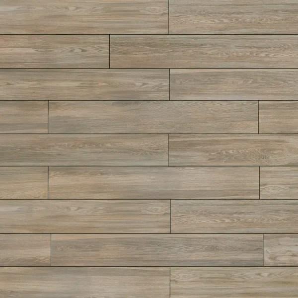 6 in x 36 in cottage wood ash porcelain tile