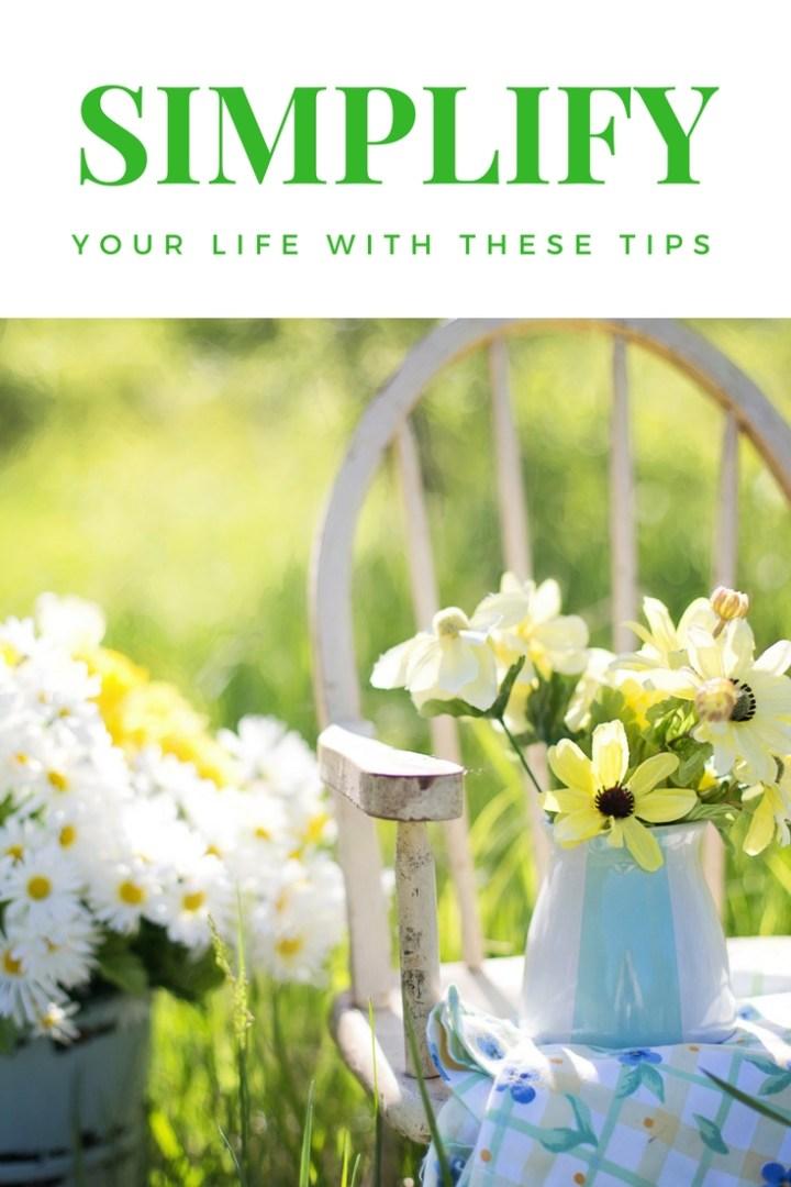 Simplify tips