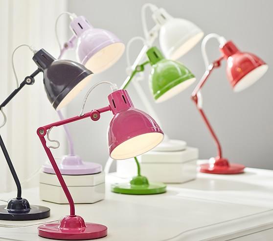 pb kids lamp