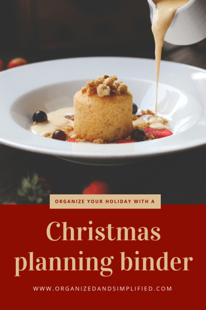 christmasplanningbinder