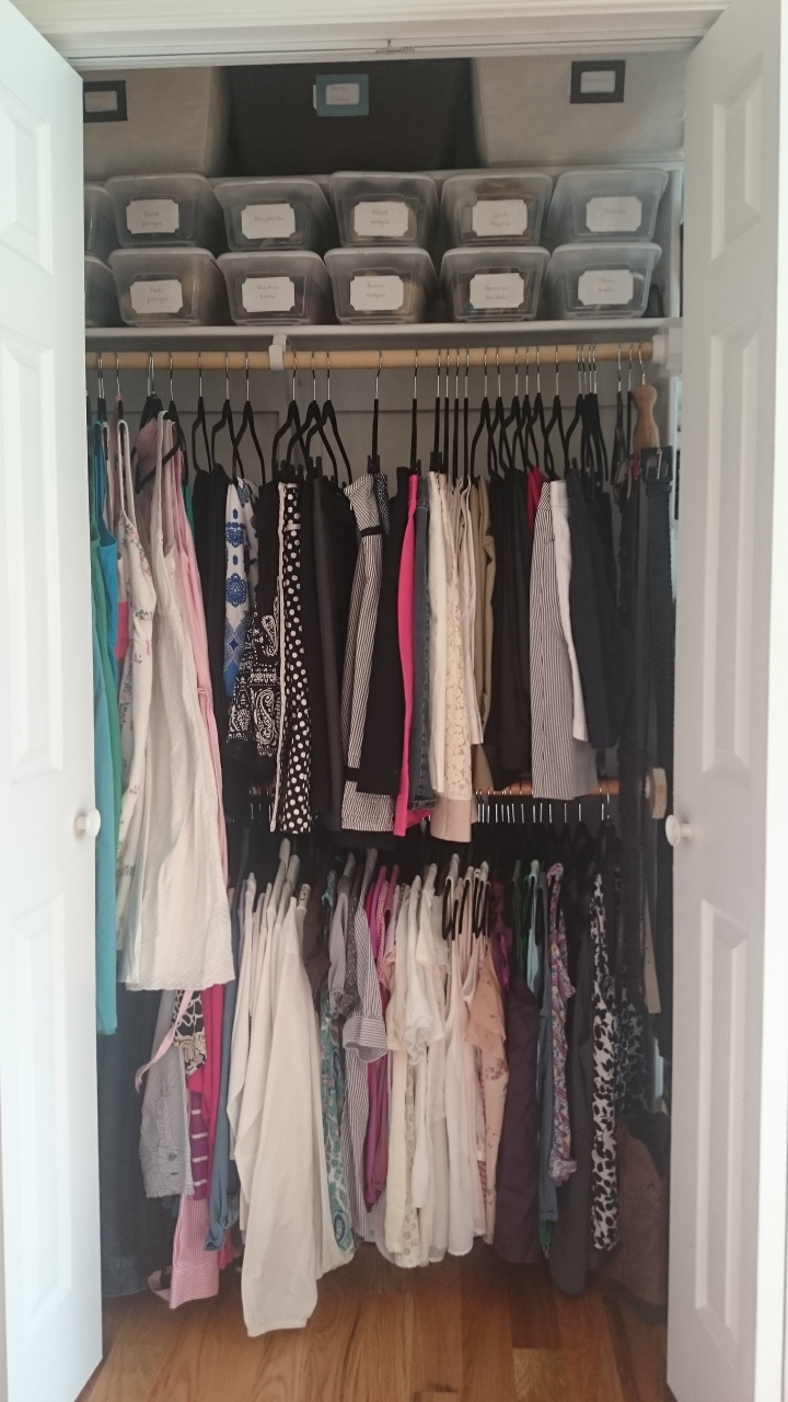 Getting organized: tips for a more organized home