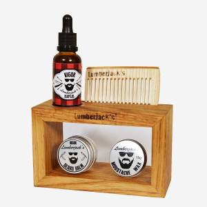 Beard station lux set 2