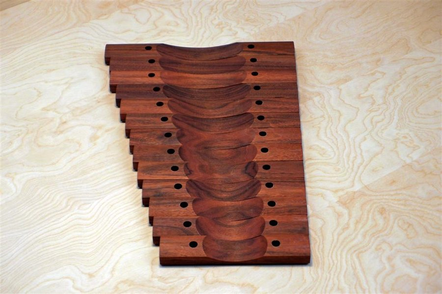 wooden xylophone plans