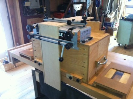 woodsmith dovetail jig