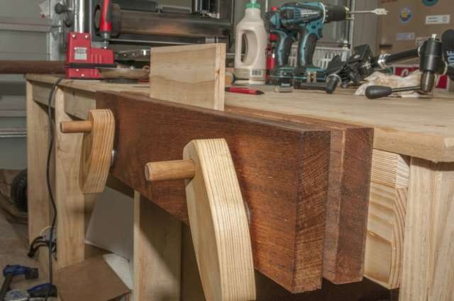 Moxon Vise on the Cheap Woodworking Project and Video