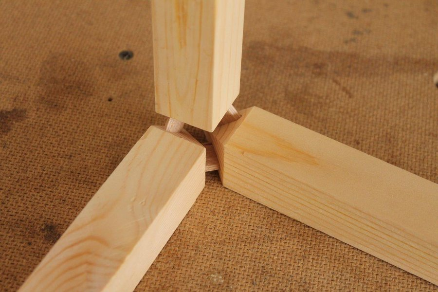 Image Result For How To Join Wood At Degree Angle