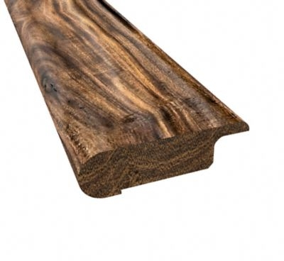 Prefinished Tobacco Road Acacia Hardwood 1 2 In Thick X 75 In   Prefinished Retro Stair Treads   Maple   Stair Nosing   Red Oak   Brazilian Cherry   Risers