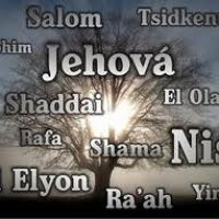 Nombres y adjetivos de Dios