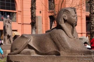 Muzeul de Egiptologie, Cairo