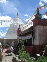 Stupa in Tibet