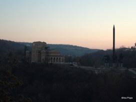 Veliko Tarnovo - vedere de la hotel