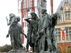 Burghezii din Calais 8677