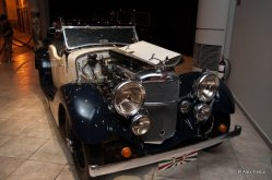 Alvis - SD Speed 20 - 1936