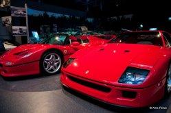 Ferrari F40 1989 si F50 1997