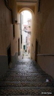 Lisabona - plimbare Alfama 02
