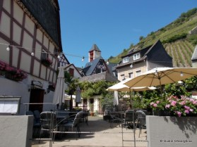 Terase in Bacharach