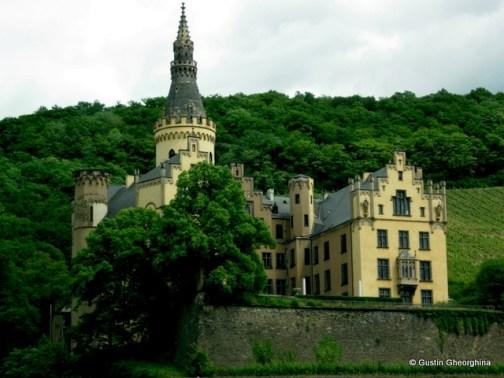 Bad Honningen - Castelul Arenfels