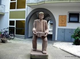 Koblenz Vanzatorul ambulant