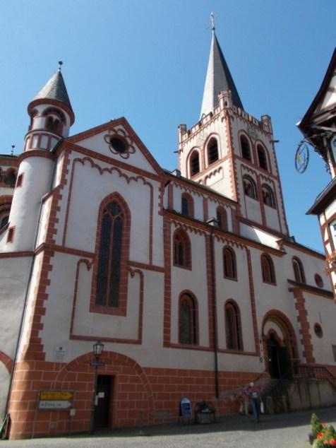 Oberwessel capela Mutter Rosa